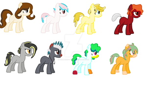 Adoptables :OPEN: by Shimmering-Adopts