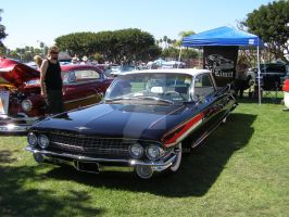 60s Black Caddy by Jetster1