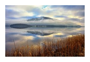 Bassenthwaite Morning by Capturing-the-Light