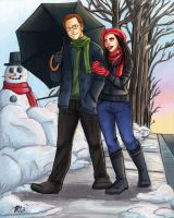 Winter Wonderland by MallettePagano1