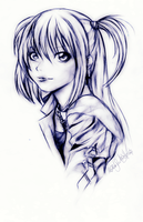 Death Note.:.Misa by WhiteSpiritWolf