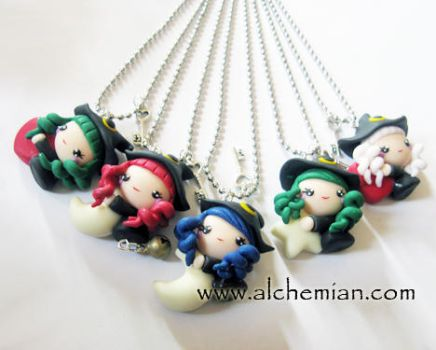 Witches by AlchemianShop