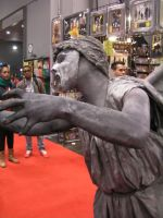 NYCC 2012: Weeping Angel by murkrowzy