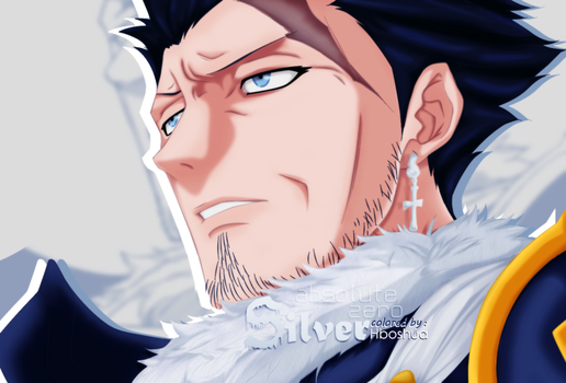 [Fairy Tail ] Silver by Hboshua