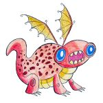 Monster of the Day #242 by jurries21