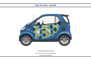 Fantasy 632 Smart Car Jasta16b by WS-Clave