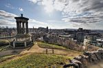 Calton Hill I - Edinburgh by ThomasHabets
