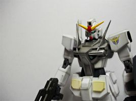 Robot Damashii O Gundam ( Edited ) by Rephelleon