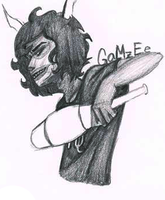 Gamzee by MsDollyTate