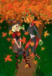Helena and Mr Halloween by Icemaya