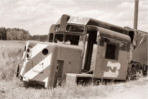 Out to Pasture by engine666