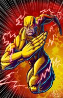 Reverse Flash! by Magna-omega