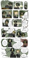 Draco's Lesson by ruya