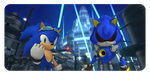 Sonic Vs. Metal Sonic by Riderssonic123