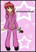 Kurama-kun by Akane-The-Fox