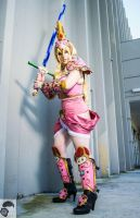 Warrior Princess Peach by Alexia-Jean-Grey