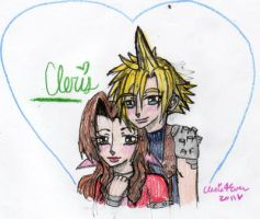 Our Love Never Dies by cleris4ever