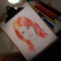 Hayley Williams by nacholsg
