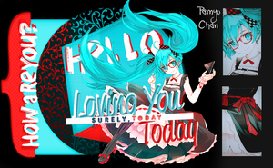 Loving You Today by Pamyu-Chan