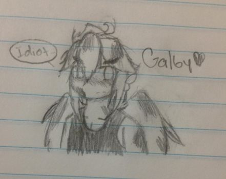 hAVE A GALBY!!!!!!!1!1!!1 by Iazily