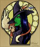 No One Mourns the Wicked by lberghol