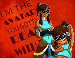Deal With It by VeloursRose