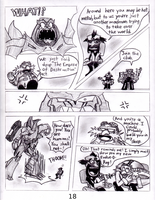 The Mega Crossover of Awesome Page 18 by warahi