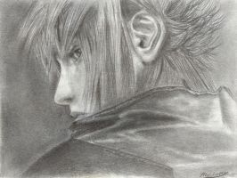 Final Fantasy Versus XIII by aurormish