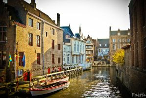 In Bruges by HighViolet