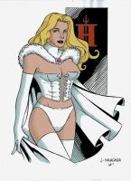 White Queen Colors by wardogs101