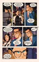 Lois and Clark page 2 by Des Taylor by DESPOP