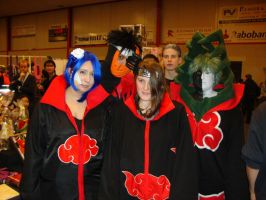 Akatsuki group shot by 4825467