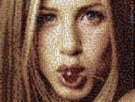 Friends Mosaic by fabyogtr