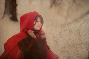 Little Red Riding Hood by Lady-I-Hellsing