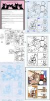 RSBD Making of Special Comic by Sho-saka