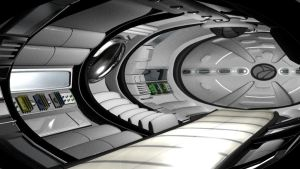 Spaceship Interior at Endpoint by Diana-Huang