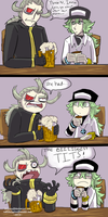 Drunk Ghetsis by Doipeny