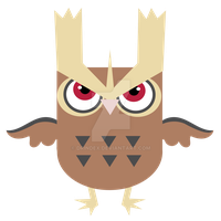 Noctowl by Drindex
