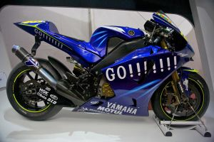 Rossi Bike 2008 by Dany-Art