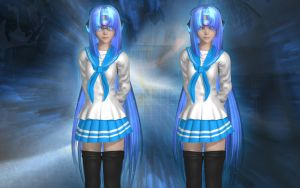 Sailor Uniform KOS-MOS by Primantis
