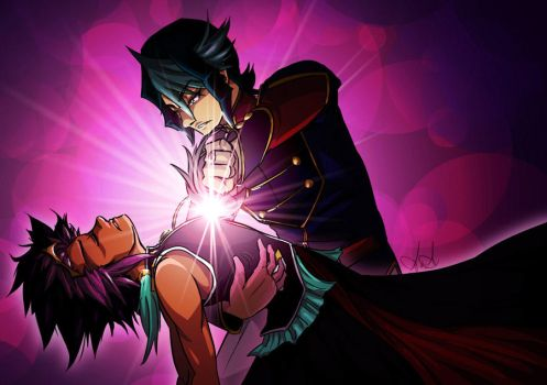 YGO - Duelists by SailorAnime