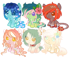 Adopt Sheet Trade with Emmigator on DA CLOSED by Tea-Adoptables
