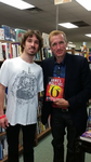 James Rollins book signing - 8/19/14 - 2/3 by HeroWolf95
