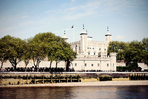 The Tower of London by Ana-D