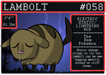 058-Lambolt by jackhatts