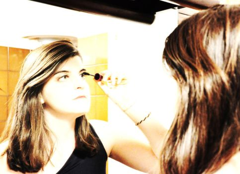 Al trucco by elisetta-the-dreamer