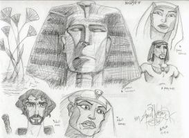 Prince of Egypt by cortjezter
