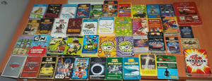 My Trading Card Collection (21/12/2013) by SuperMaster10