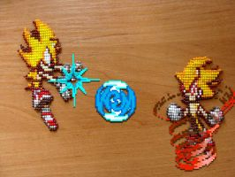 Super Beaded Battle by ImTooLayzee