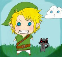 Rabid Link by stars-in-shatters